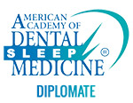 American Acadmey of Dental Sleep Medicine logo