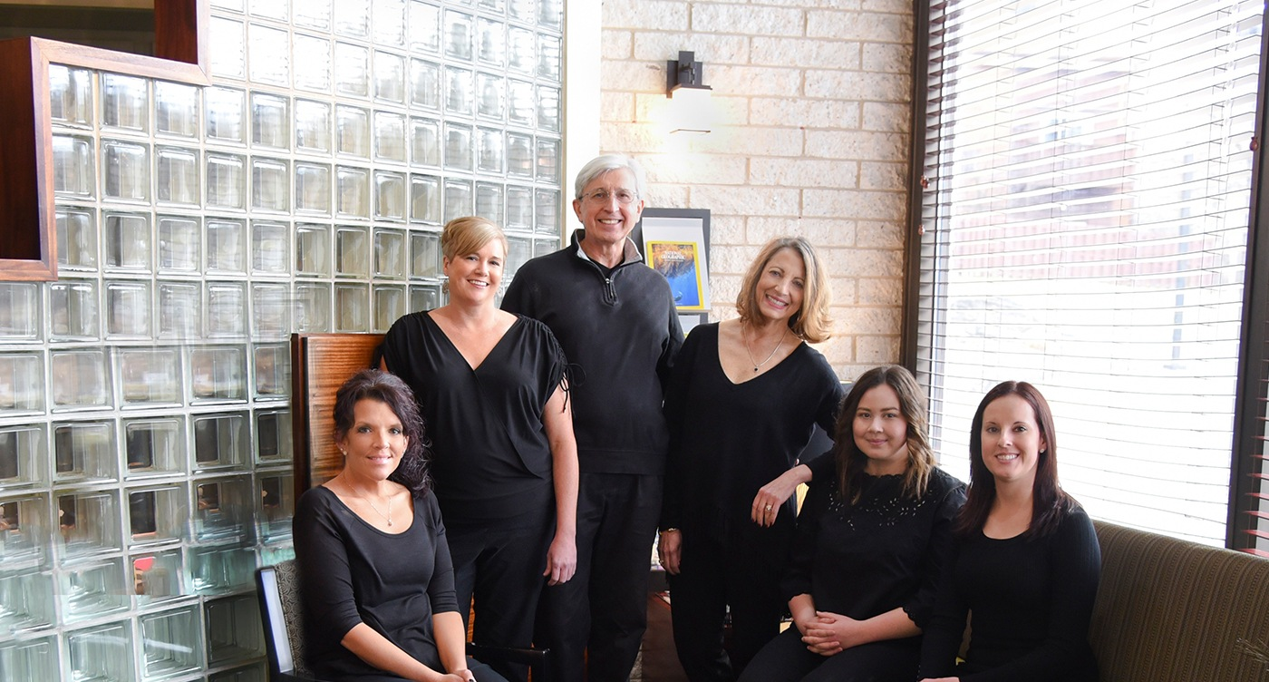 The Donald Marks Family Dentistry team